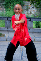 old master, Shaolin Temple