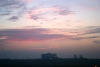 dawn at Schiphol 2