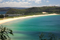 Palm Beach and Barrenjoey Lighthouse