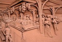 relief, French Market