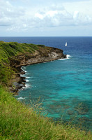 boat race past Hanauma Bay 3