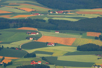 Bavarian Pastoral 2 (glide path to Munich, May 2009)