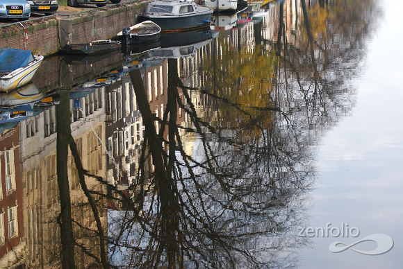 canal reflection 6