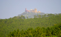 Pena Palace, from afar